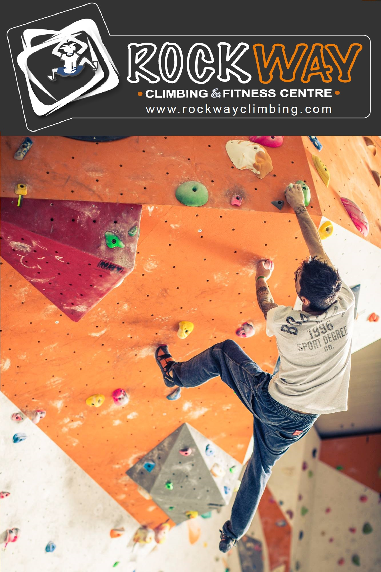 RockWay Climbing | Climbing and Fitness Centre